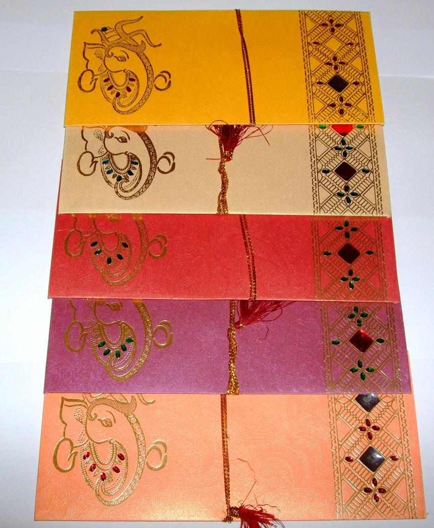 Wedding Gift Envelope India : Beautiful Indian Asian Silk Brocade Gifting Money by Tohfaa