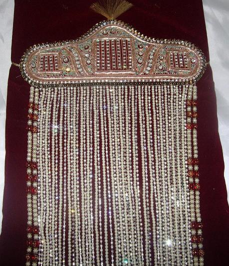 New Design Pearl Amp Diamante Indian Groom Sehra