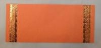 Indian Money Envelopes - Orange ( Pack of 25)