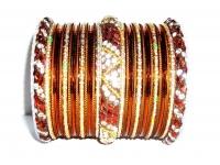 Brown Indian Fashion Bangles