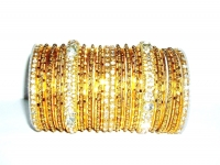 Gold Fashion Bangles