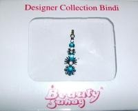 Beautiful Turquoise Bindi