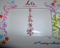 Pink New Design Fashion Bindi