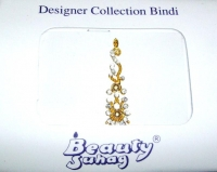 Gold Fashion Bindi