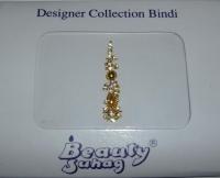 Gold Indian Fashion Bindi