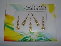 Gift Pack - 5 Gold Fashion Bindis