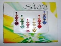 Gift Pack - 6 Indian Fashion Bindis