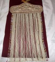 New Design Heavy Diamante & Pearl Indian Groom Sehra