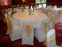 Chair Cover Hire Coventry