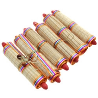 Beautiful Indian Money Scrolls (Pack of 6)