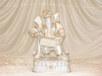 Pearl Musicial Ganesh Statue (HIRE ONLY)